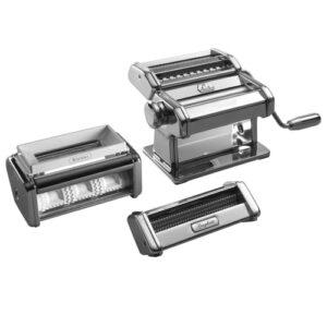 Marcato pastamaskine inkl. tilbehør - Pastaset - Rustfrit stål